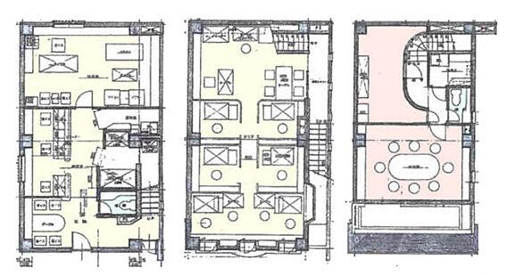 ビル(建物全部)-港区赤坂3丁目 間取図