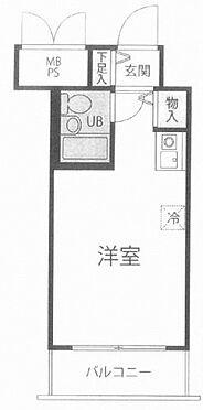 中古マンション-横浜市磯子区磯子3丁目 間取り