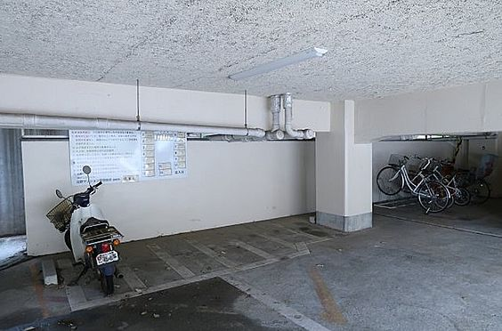 マンション(建物一部)-神戸市中央区北野町2丁目 駐輪スペース完備