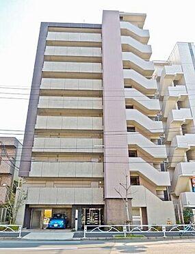 マンション(建物一部)-墨田区本所3丁目 スタイリッシュな外観です