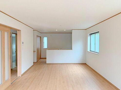 新築一戸建て-多摩市桜ヶ丘3丁目 2号棟リビング