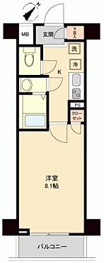 マンション(建物一部)-練馬区南田中2丁目 間取り