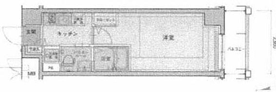 中古マンション-江東区北砂4丁目 間取り
