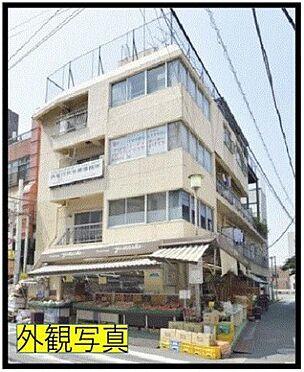 店舗事務所(建物一部)-足立区梅島3丁目 外観