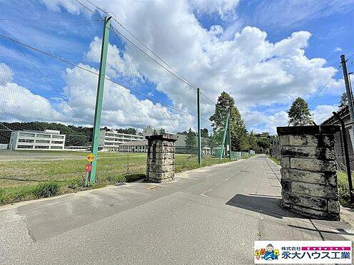 戸建賃貸-仙台市泉区東黒松 仙台市立八乙女中学校 約1000m