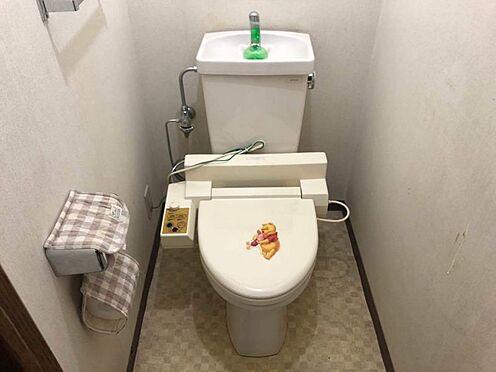 中古マンション-豊田市豊栄町3丁目 トイレはお客様にも見られる場所なので、清潔に保ちたいですよね。