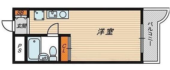 マンション(建物一部)-大阪市都島区都島南通2丁目 採光性を高める南東向きバルコニー