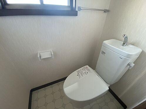 中古一戸建て-生駒市北大和3丁目 トイレ