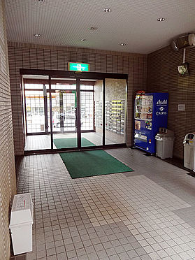 マンション(建物一部)-札幌市白石区南郷通1丁目北 エントランス
