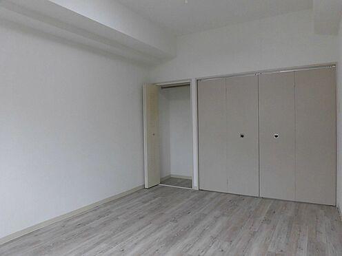 中古マンション-大和市南林間1丁目 洋室(キッチン側)クローゼット付です。※2020.2.1の賃貸前