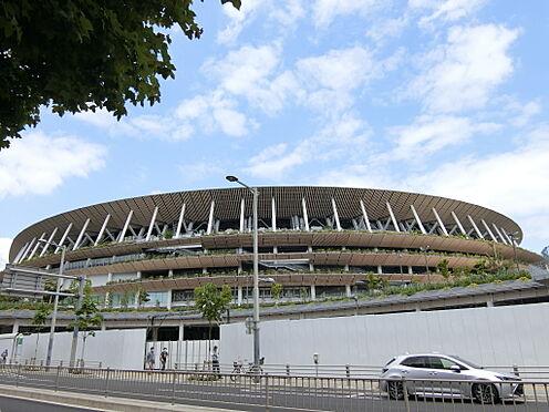 中古マンション-渋谷区千駄ヶ谷4丁目 国立競技場まで約700m