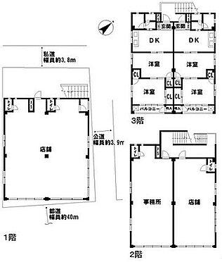 店舗(建物全部)-足立区伊興本町2丁目 オーナーチェンジの物件になります。