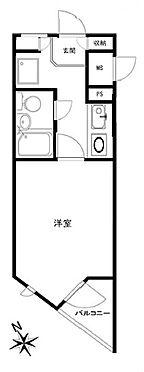 マンション(建物一部)-川崎市宮前区神木本町3丁目 間取り