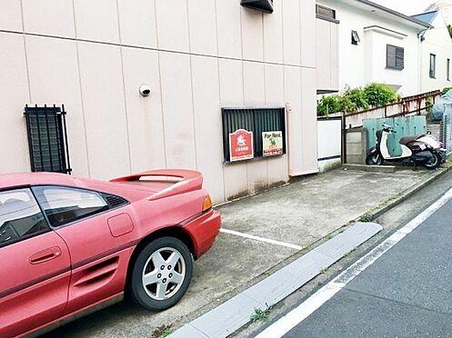 アパート-藤沢市藤沢 駐車場