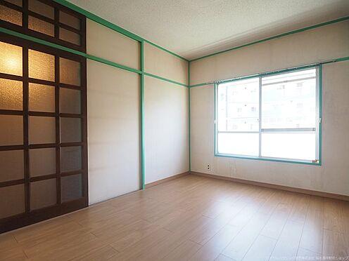 中古マンション-千葉市美浜区幸町2丁目 約4.5帖の北側洋室です!