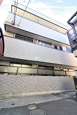 アパート-練馬区桜台4丁目 2017年4月外壁塗装工事実施済。