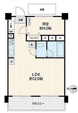 マンション(建物一部)-板橋区坂下2丁目 間取り