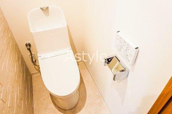 マンション(建物一部)-港区南麻布2丁目 トイレ