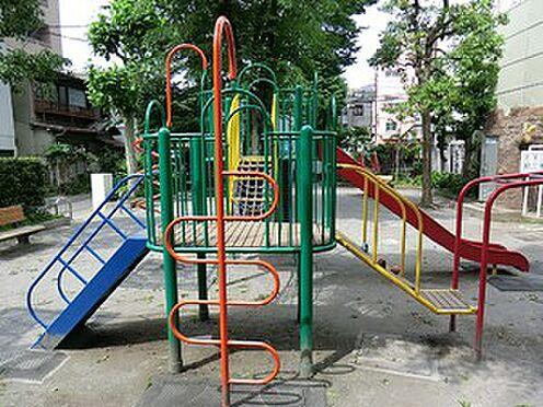 マンション(建物一部)-文京区小石川3丁目 周辺環境:八千代町児童遊園