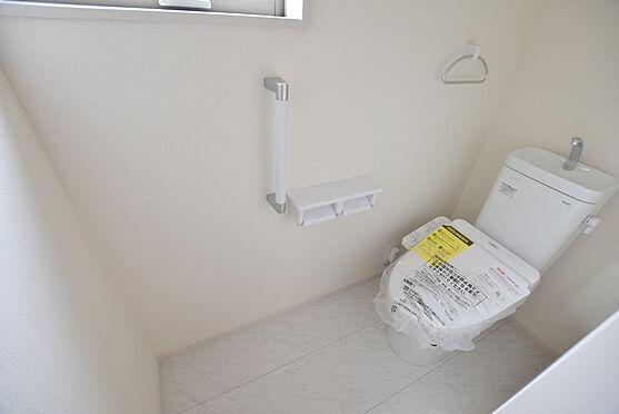 新築一戸建て-仙台市泉区将監13丁目 トイレ