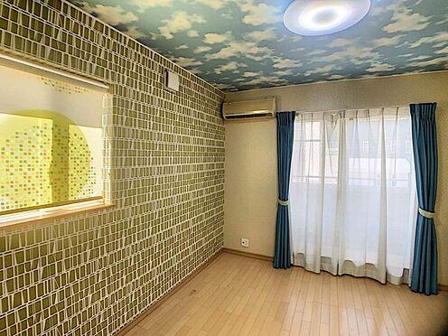 戸建賃貸-岡崎市山綱町字上中野 WICや納戸、各居室収納等適所に配した収納が魅力です。