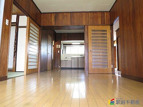 アパート-久留米市合川町 リビング