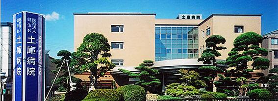 戸建賃貸-北葛城郡広陵町大字南郷 土庫病院(車利用6分) 約1900m