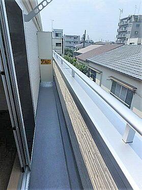アパート-板橋区中丸町 「202号室」バルコニー