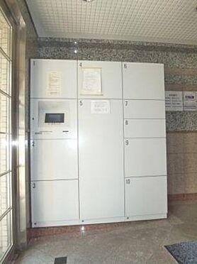 マンション(建物一部)-大阪市中央区上本町西2丁目 お出かけ時に助かる宅配BOX