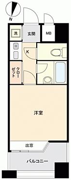 マンション(建物一部)-福岡市南区大楠3丁目 間取り