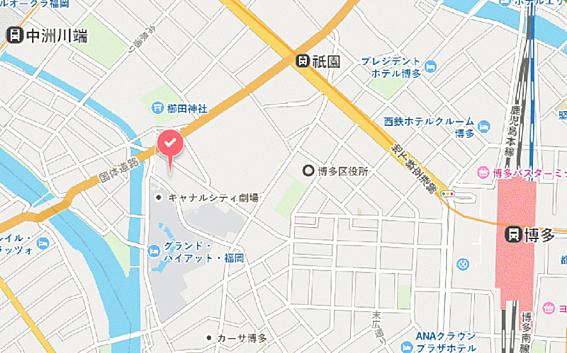 区分マンション-福岡市博多区祇園町 その他