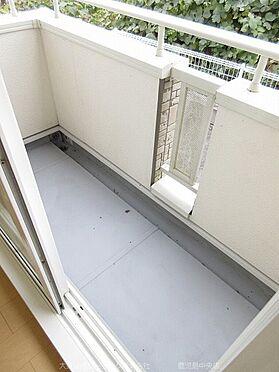 アパート-荒尾市増永 101号室ベランダ