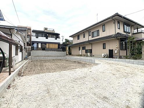 新築一戸建て-名古屋市南区戸部町3丁目 南向きで日当たり良好のお土地!
