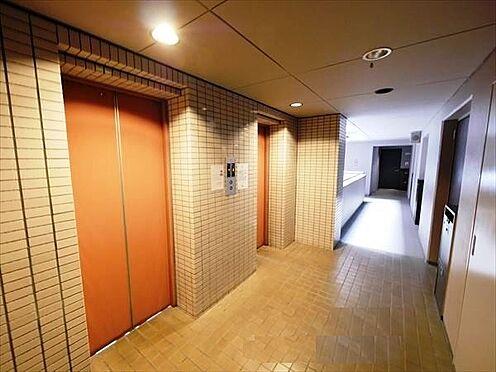 マンション(建物一部)-新宿区新宿1丁目 各フロアにゴミ置場あり