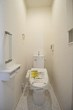 新築一戸建て-東大和市南街3丁目 トイレ