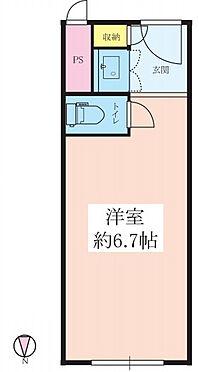 マンション(建物一部)-大阪市淀川区西宮原3丁目 間取り