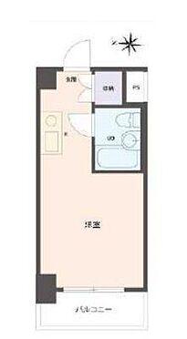 マンション(建物一部)-練馬区中村北1丁目 間取り図