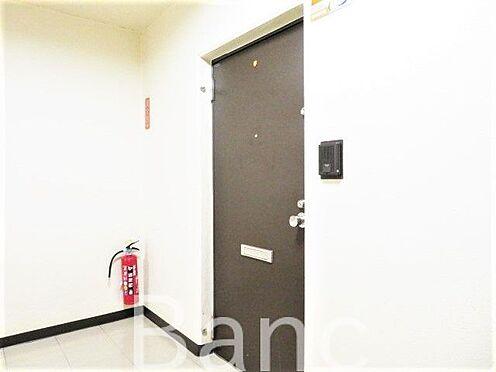 中古マンション-渋谷区恵比寿3丁目 住戸入り口、玄関です