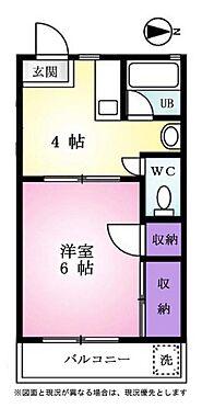 マンション(建物一部)-横浜市港北区菊名6丁目 間取り