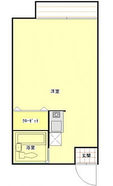 アパート-東松山市六反町 間取り