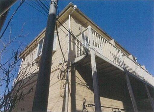 アパート-横浜市神奈川区白幡仲町 外観