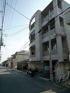 一棟マンション-京都市北区衣笠北荒見町 外観