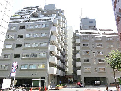 マンション(建物一部)-中央区日本橋箱崎町 西側からのマンション画像です。
