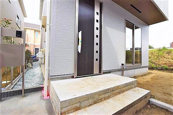 新築一戸建て-仙台市太白区越路 玄関