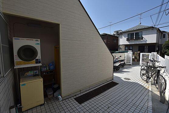 アパート-世田谷区三宿2丁目 コインランドリー完備