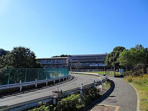 土地-横浜市緑区森の台 中山中学校 徒歩 約22分(約1700m)