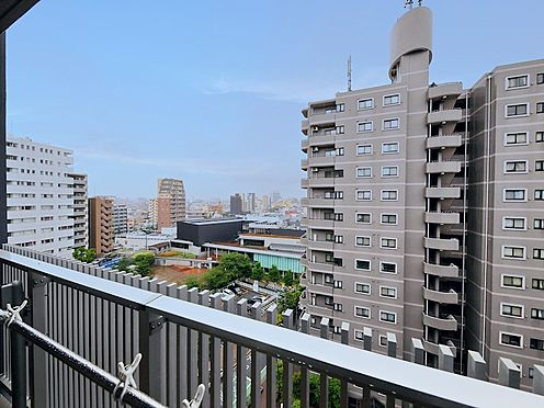 中古マンション-品川区荏原3丁目 バルコニーからの眺め