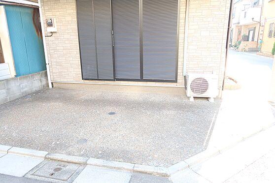 中古一戸建て-江戸川区江戸川4丁目 カースペース