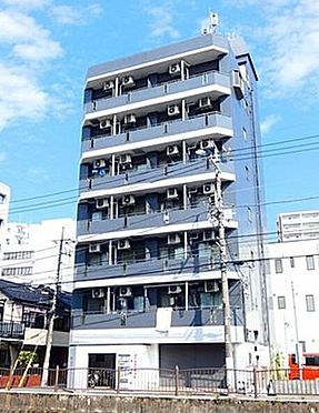 一棟マンション-松戸市本町 外観