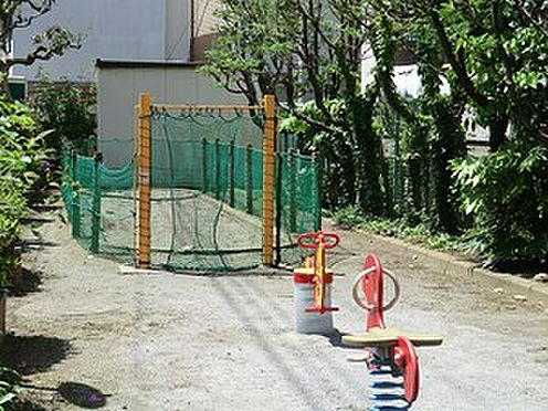 マンション(建物一部)-港区赤坂4丁目 周辺環境:南一児童遊園